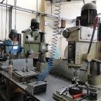 Maquinário Mecânico Convencional de Pequena, Média e Grande capacidade