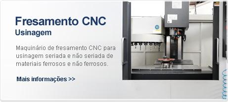 Fresamento CNC