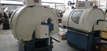 Torno CNC de Carros Multiplos para peças seriadas até 25mm